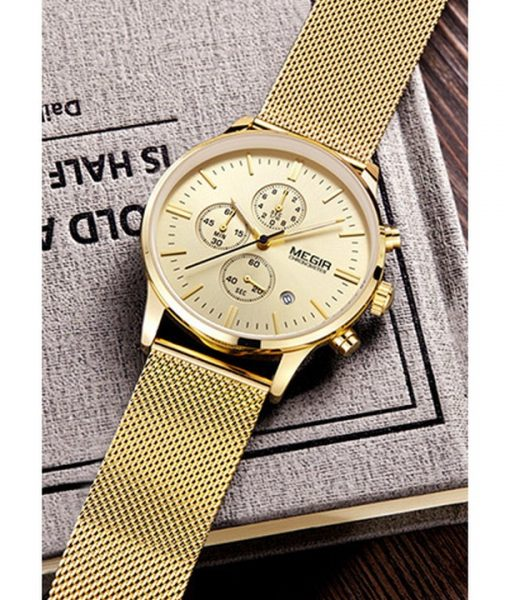 Megir Men's Watch