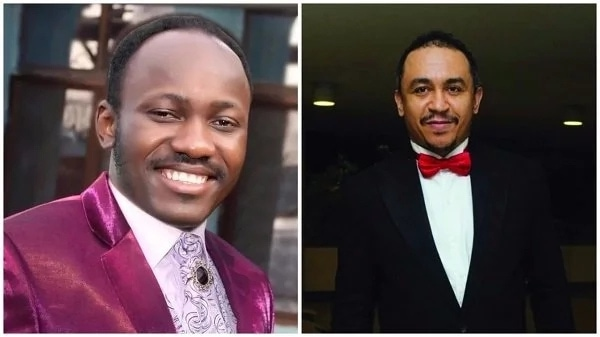 Daddy freeze takes Apostle suleiman up on this debate challenge